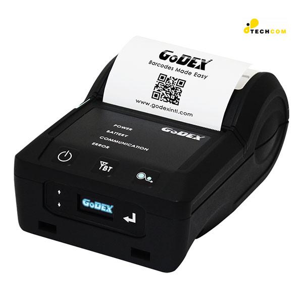 Máy in tem mã vạch Godex MX30i