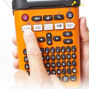 Máy in nhãn cầm tay PT-E300VP